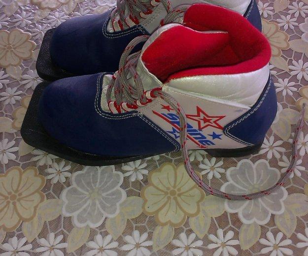 Лыжные ботинки. Фото 4. Москва.