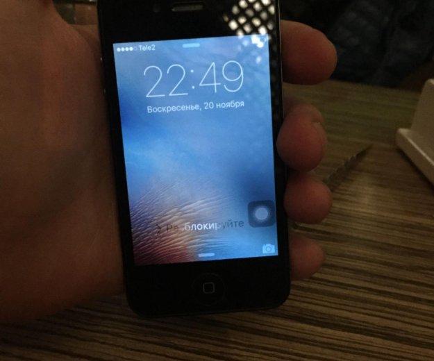 Iphone 4s 16gb. Фото 1. Армавир.