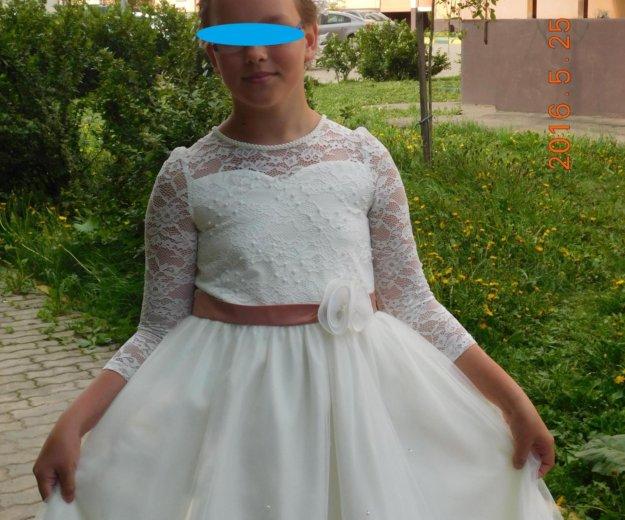 Праздничное платье. Фото 1. Химки.