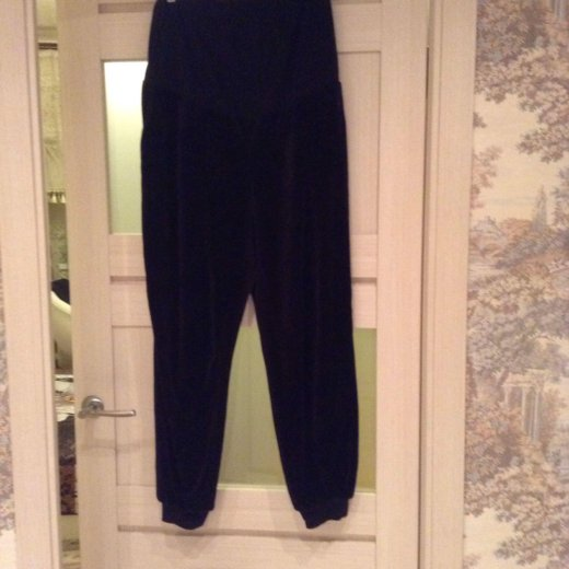 Спортивные брюки для беременных новые. Фото 3. Москва.