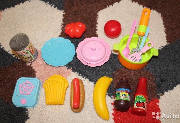 Маленький повар игровой набор. Фото 2. Подольск.