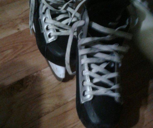Хоккейные коньки. Фото 3. Волжск.