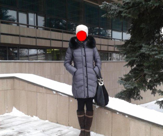 Пуховик зима. Фото 1. Тула.