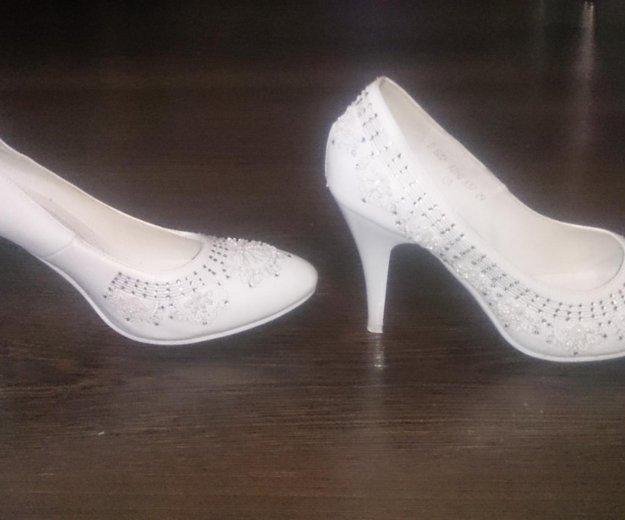Свадебные туфли. Фото 1. Энгельс.
