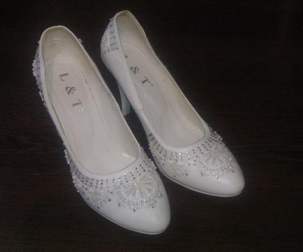 Свадебные туфли. Фото 4. Энгельс.