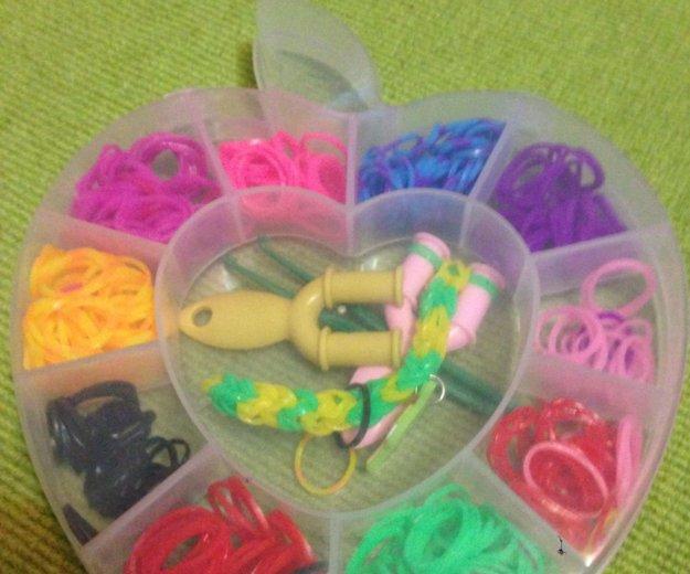 Набор резиночек для плетения. Фото 1. Москва.