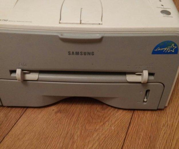 Лазерный принтер samsung. Фото 1. Стерлитамак.