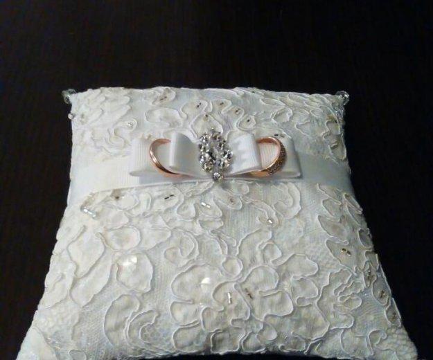 Подушки для колец. Фото 1. Набережные Челны.