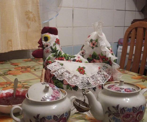 Грелка на чайник. Фото 1.