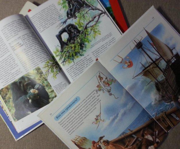 Книги познавательные в картинках. Фото 2. Батайск.