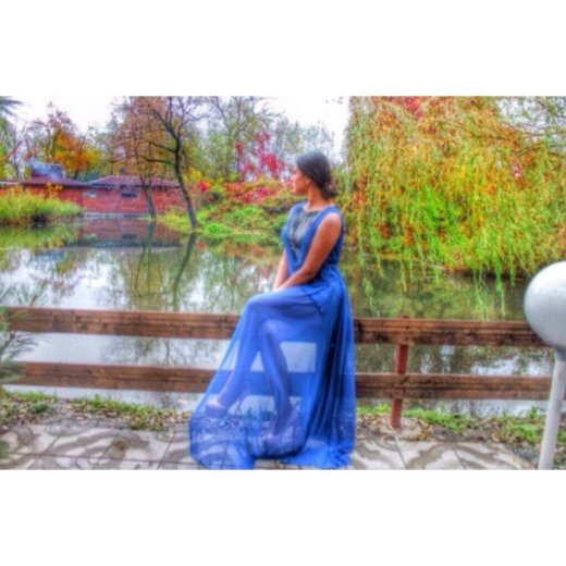 """Платье """"две длинны"""". Фото 2. Владикавказ."""