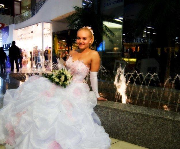 Свадебное платье. Фото 2. Челябинск.