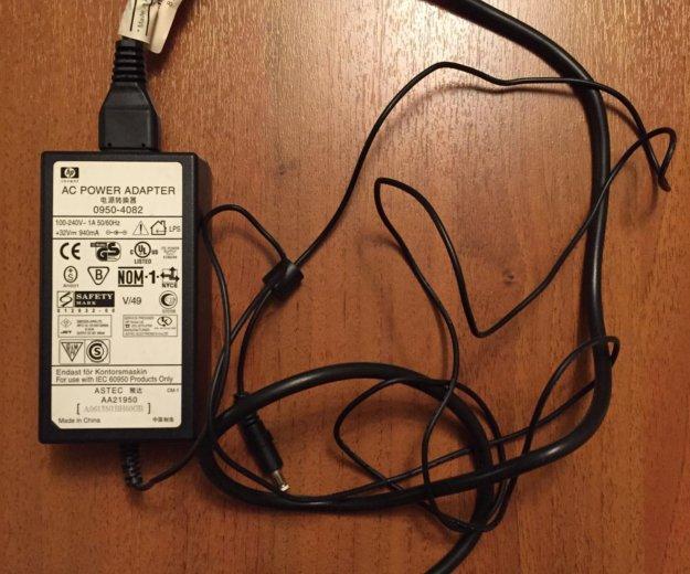Адаптер зарядное устройство блок питания оригинал. Фото 2. Москва.