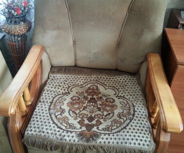 Диван и 2 кресла-кровати. Фото 1. Москва.