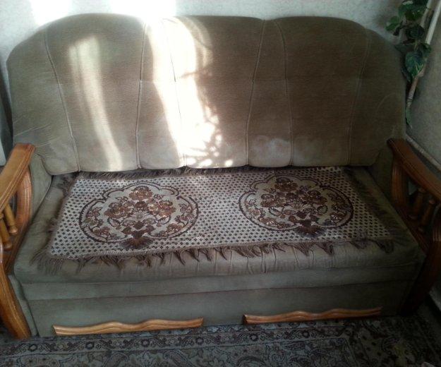 Диван и 2 кресла-кровати. Фото 2. Москва.
