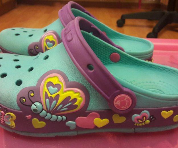 Crocs для девочки размер 33. Фото 2. Москва.
