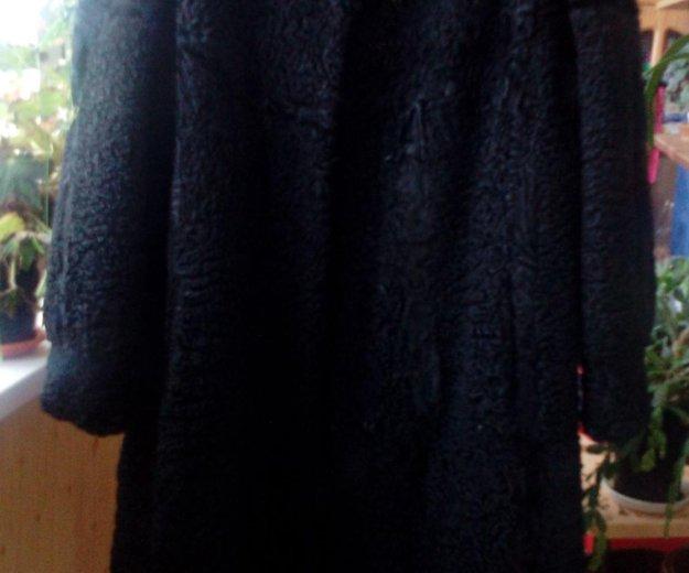 Шуба каракулевая утепленная. Фото 1. Серпухов.