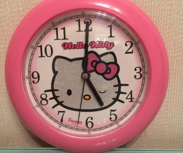 Часы hello kitti. Фото 1. Москва.