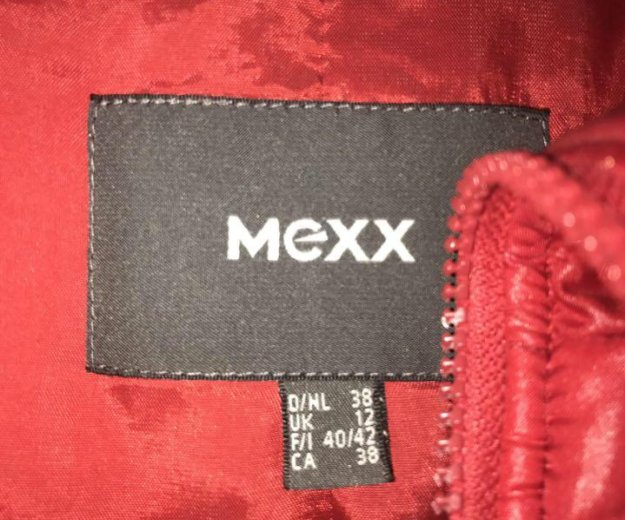 Куртка mexx р. 44-48. Фото 4. Москва.