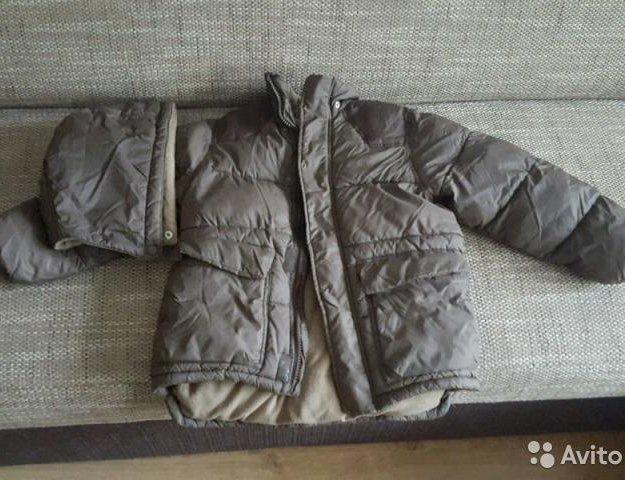Куртка зимняя. Фото 1. Светлогорск.