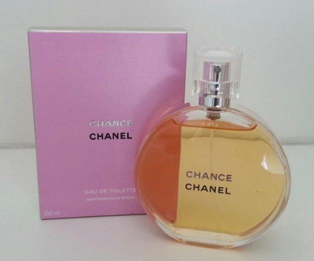 Chanel chance (100ml). Фото 1. Москва.