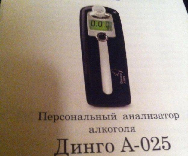 Алкотестер новый. Фото 3. Москва.
