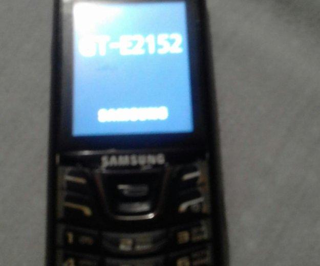 Samsung gt-e2152. Фото 1.