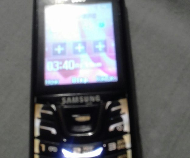 Samsung gt-e2152. Фото 2.