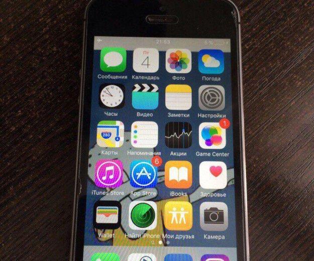 Iphone 5s на 32gb. Фото 4. Пермь.