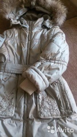 Куртка детская. Фото 1. Воронеж.