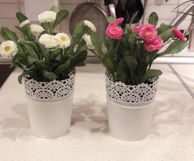 Цветы икеа. Фото 2. Ревда.