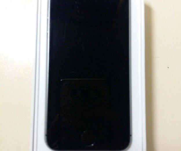 Iphone 5s 16gb space gray. Фото 1. Саратов.