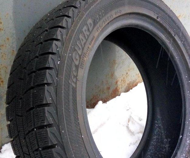 Зимние шины 195/55 r15. Фото 1. Красногорск.