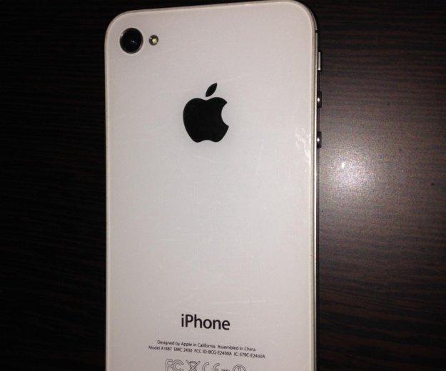 Iphone 4s_срочная продажа. Фото 3. Москва.
