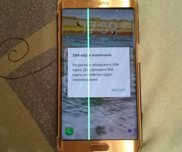 Samsung galaxy s6 edge. Фото 1. Люберцы.