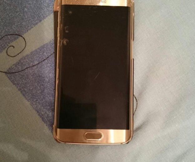 Samsung galaxy s6 edge. Фото 2. Люберцы.
