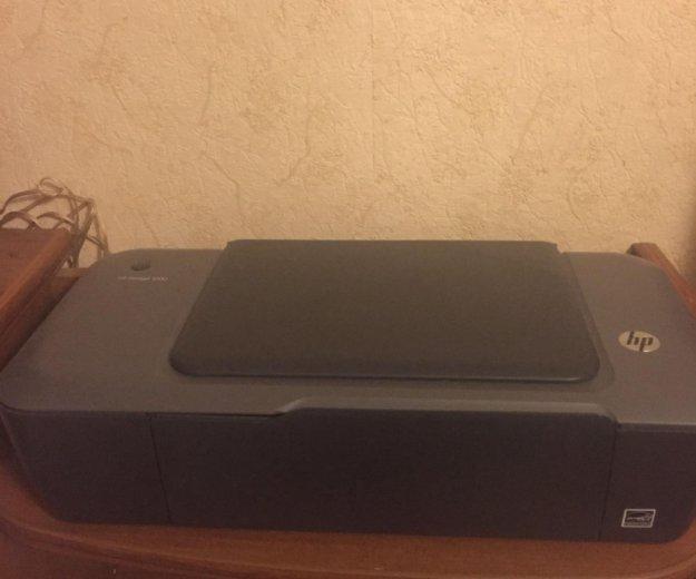 Принтер deskjet 1000 струйный. Фото 3. Москва.
