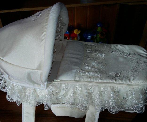 Переноска для младенца. Фото 1.
