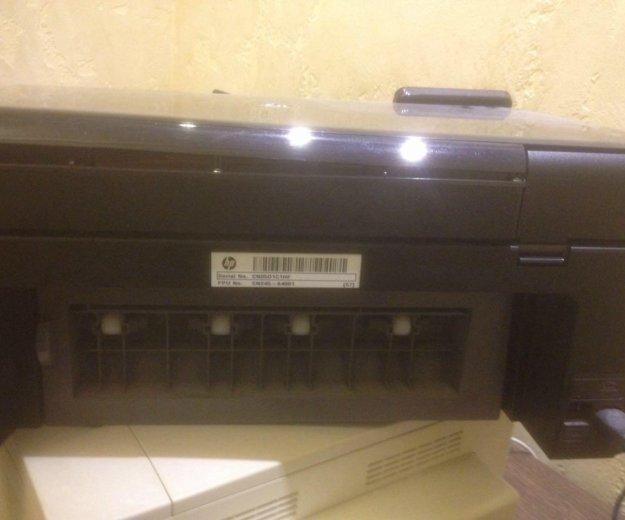 Принтер deskjet 1000 струйный. Фото 4. Москва.