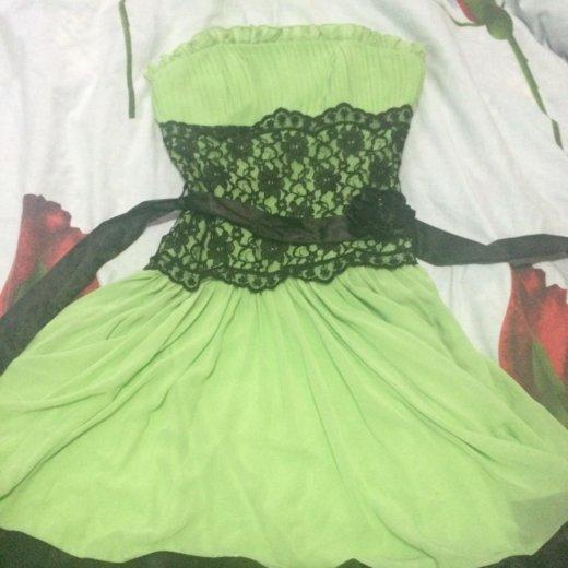 Зеленое платье. Фото 4. Славянск-на-Кубани.