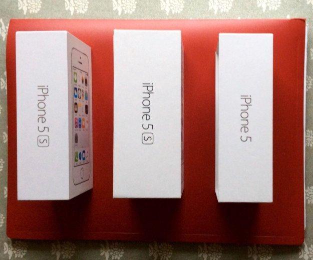 Коробки из под iphone 5 и 5s (пустые). Фото 2. Москва.
