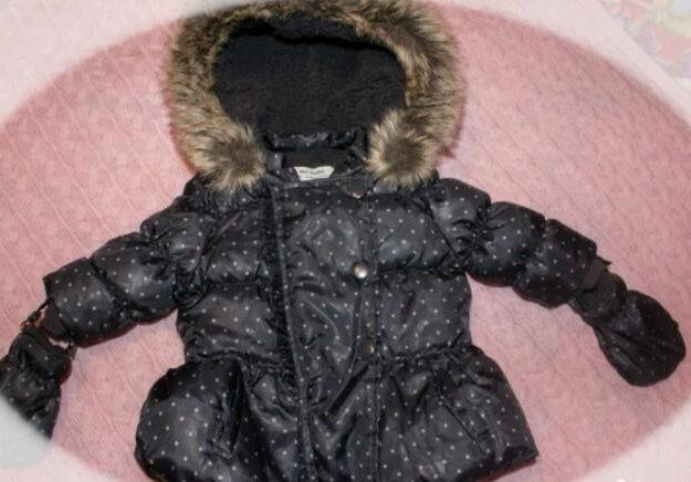 Новая теплая курточка. Фото 1. Георгиевск.