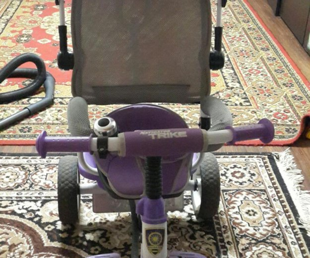 Детский трехколесный велосипед  navigator trike. Фото 2. Уфа.