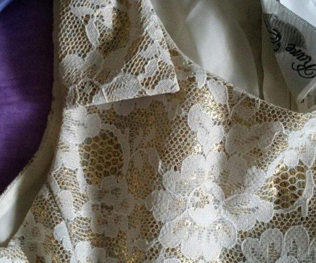 Новое платье для девочки 4-5 дет. Фото 4. Москва.