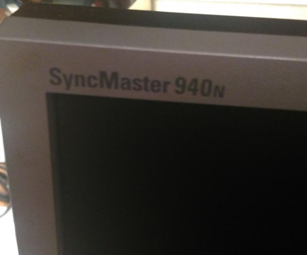 Монитор samsung sync master 940n. Фото 1. Москва.