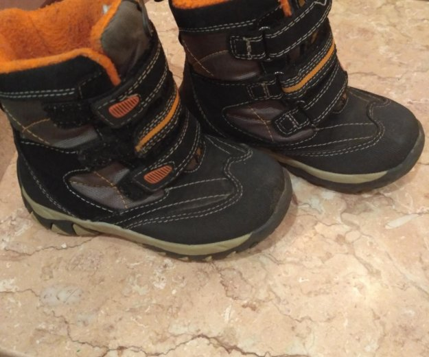 Зимние ботинки superfit. Фото 2. Москва.