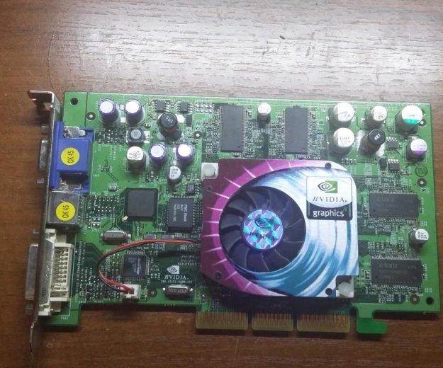 Видеокарта geforce 4/ ti 4200/agp8x. Фото 2. Мытищи.
