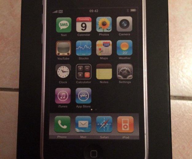 Оригинальные документы на iphone 3 + два чехла. Фото 1. Новороссийск.