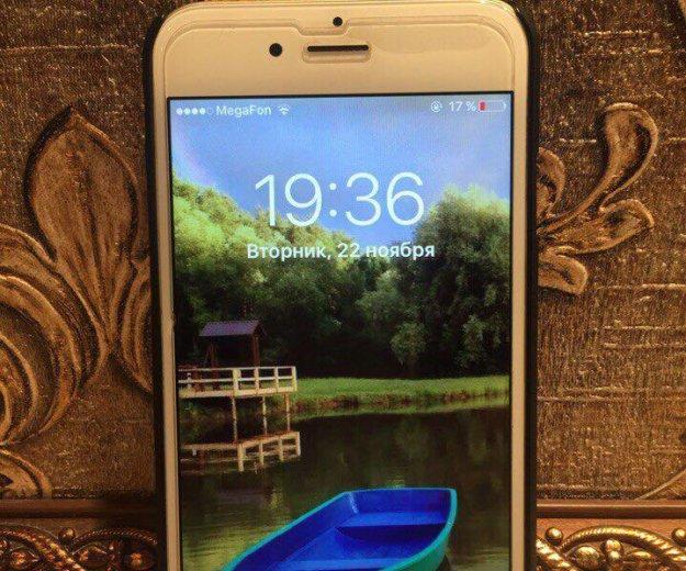 Iphone 6 золотой 16гб. Фото 2. Москва.