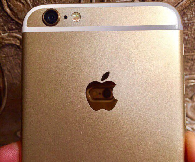 Iphone 6 золотой 16гб. Фото 3. Москва.